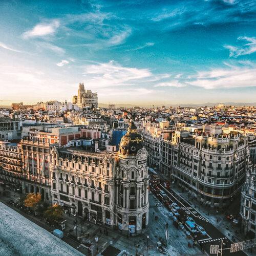 Travel to Madrid – Europe's Eldest Infant