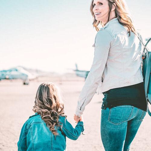 Travel Tips To Make Flying Easier With Children