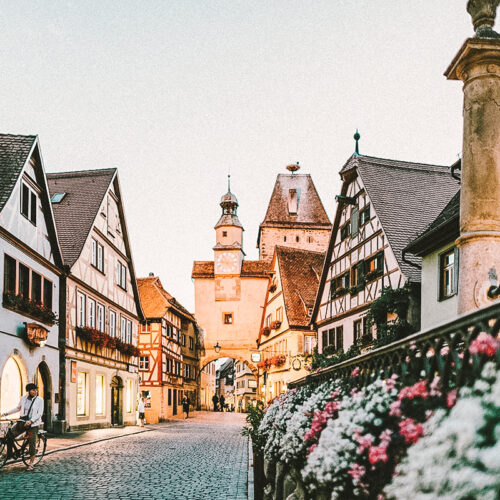 Germany – The Pulse of European History