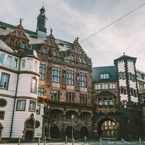 Travel to Frankfurt – Basic Information