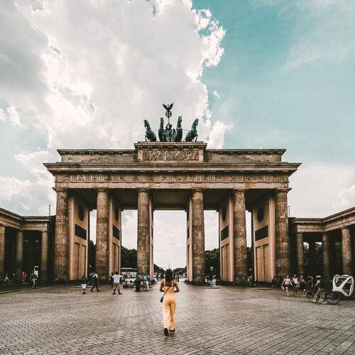 Berlin A Destination of Cultural Evolution