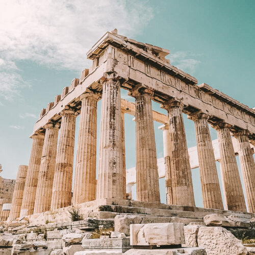 Athens – A Gift From The Gods