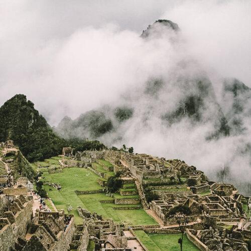 A Short Note To Machu Picchu