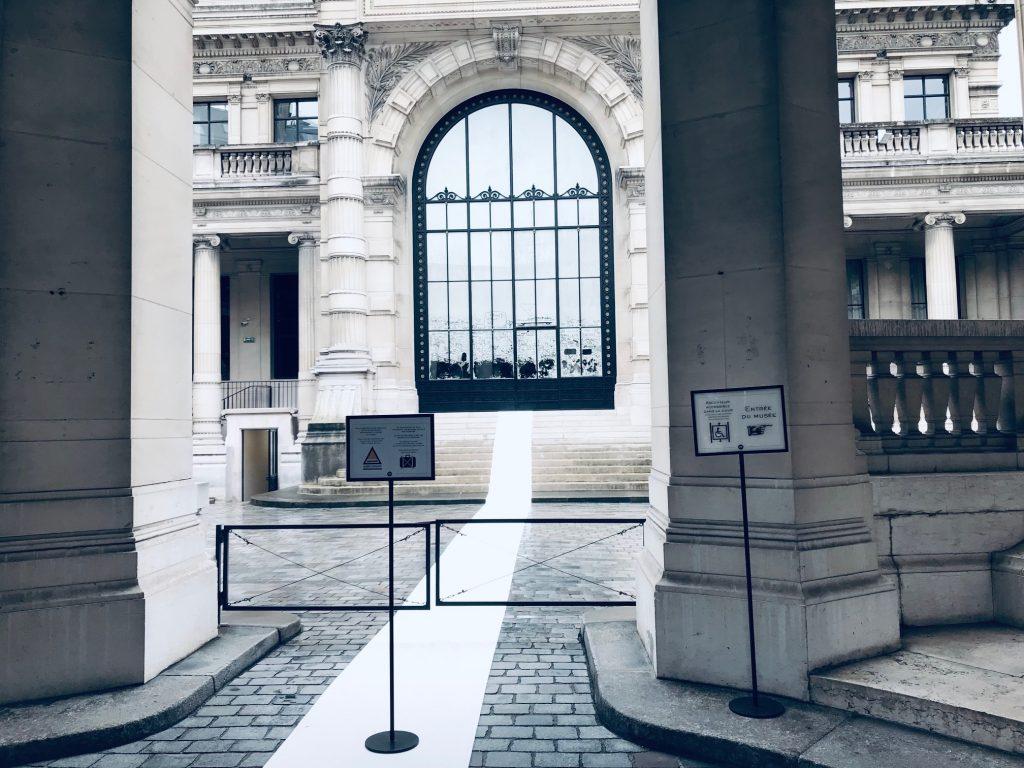 Palais Galliera Entrance